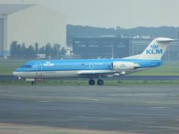 walker2000さんが、アムステルダム・スキポール国際空港で撮影したKLMシティホッパー 70の航空フォト(飛行機 写真・画像)