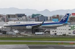 mototripさんが、福岡空港で撮影した全日空 A321-272Nの航空フォト(飛行機 写真・画像)