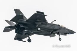 Ryusei10Rさんが、岩国空港で撮影したアメリカ海兵隊 F-35B Lightning IIの航空フォト(飛行機 写真・画像)