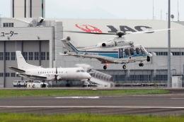 ワイエスさんが、鹿児島空港で撮影した海上保安庁 AW139の航空フォト(飛行機 写真・画像)