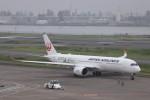 KAZFLYERさんが、羽田空港で撮影した日本航空 A350-941の航空フォト(飛行機 写真・画像)