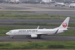 KAZFLYERさんが、羽田空港で撮影した日本航空 737-846の航空フォト(飛行機 写真・画像)