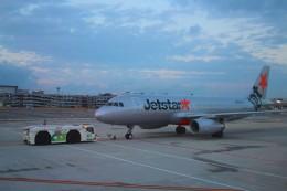 Rsaさんが、中部国際空港で撮影したジェットスター・ジャパン A320-232の航空フォト(飛行機 写真・画像)