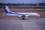 kumagorouさんが、鹿児島空港で撮影したエアーニッポン YS-11-117の航空フォト(飛行機 写真・画像)