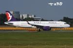 tassさんが、成田国際空港で撮影したマカオ航空 A320-271Nの航空フォト(飛行機 写真・画像)