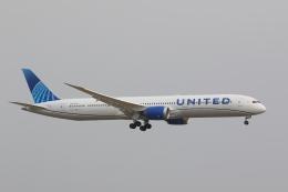 OS52さんが、羽田空港で撮影したユナイテッド航空 787-10の航空フォト(飛行機 写真・画像)
