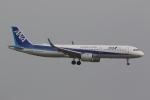 OS52さんが、羽田空港で撮影した全日空 A321-272Nの航空フォト(飛行機 写真・画像)