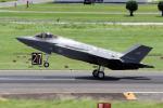 yabyanさんが、名古屋飛行場で撮影した航空自衛隊 F-35A Lightning IIの航空フォト(飛行機 写真・画像)