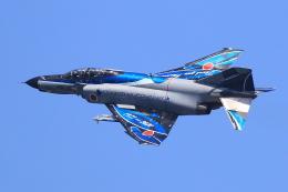 HADAさんが、茨城空港で撮影した航空自衛隊 F-4EJ Kai Phantom IIの航空フォト(飛行機 写真・画像)
