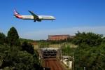 ☆ライダーさんが、成田国際空港で撮影したアメリカン航空 787-9の航空フォト(飛行機 写真・画像)