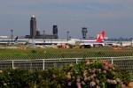 ☆ライダーさんが、成田国際空港で撮影したカーゴルクス・イタリア 747-4R7F/SCDの航空フォト(飛行機 写真・画像)