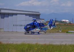 bannigsさんが、新潟空港で撮影した東北エアサービス EC135P3の航空フォト(飛行機 写真・画像)