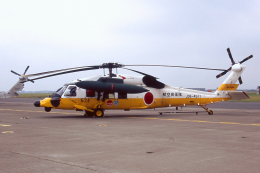 AWACSさんが、三沢飛行場で撮影した航空自衛隊 UH-60Jの航空フォト(飛行機 写真・画像)