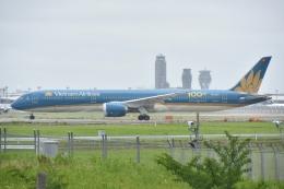 Izumixさんが、成田国際空港で撮影したベトナム航空 787-10の航空フォト(飛行機 写真・画像)
