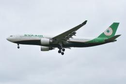 Izumixさんが、成田国際空港で撮影したエバー航空 A330-203の航空フォト(飛行機 写真・画像)