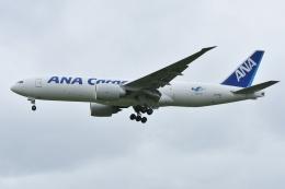Izumixさんが、成田国際空港で撮影した全日空 777-F81の航空フォト(飛行機 写真・画像)