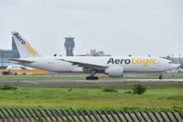 Izumixさんが、成田国際空港で撮影したエアロ・ロジック 777-F6Nの航空フォト(飛行機 写真・画像)