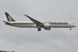 Izumixさんが、成田国際空港で撮影したシンガポール航空 787-10の航空フォト(飛行機 写真・画像)