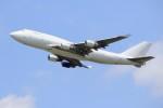メンチカツさんが、横田基地で撮影したアトラス航空 747-45E(BDSF)の航空フォト(飛行機 写真・画像)