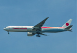 M.Ochiaiさんが、宮崎空港で撮影した航空自衛隊 777-3SB/ERの航空フォト(飛行機 写真・画像)