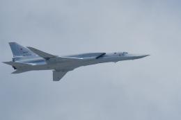 しゅん83さんが、モスクワ市内で撮影したRussian Aerospace Force Tu-22Mの航空フォト(飛行機 写真・画像)