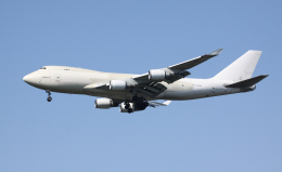 Nobu-oji_NEXUS6さんが、成田国際空港で撮影したアトラス航空 747-47UF/SCDの航空フォト(飛行機 写真・画像)