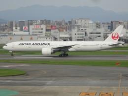 Blue605Aさんが、福岡空港で撮影した日本航空 777-346/ERの航空フォト(飛行機 写真・画像)