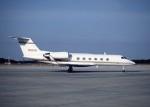 kumagorouさんが、仙台空港で撮影したアメリカ企業所有 G-IV Gulfstream IVの航空フォト(飛行機 写真・画像)