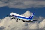 T.Sazenさんが、伊丹空港で撮影した全日空 767-381の航空フォト(飛行機 写真・画像)
