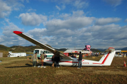 Gambardierさんが、吉井川邑久滑空場で撮影した日本個人所有 L-23 Super Blanikの航空フォト(飛行機 写真・画像)