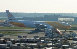 Rsaさんが、成田国際空港で撮影したスクート (〜2017) 777-212/ERの航空フォト(飛行機 写真・画像)