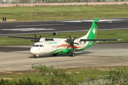 ceskykrumlovさんが、台北松山空港で撮影した立栄航空 ATR-72-600の航空フォト(飛行機 写真・画像)