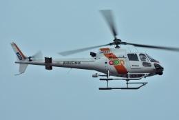 ブルーさんさんが、長野へリポートで撮影した東邦航空 AS350B2 Ecureuilの航空フォト(飛行機 写真・画像)