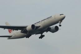 アイルトンライコネンさんが、羽田空港で撮影した日本航空 777-246/ERの航空フォト(飛行機 写真・画像)