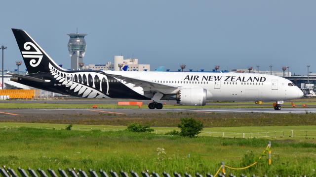 saoya_saodakeさんが、成田国際空港で撮影したニュージーランド航空 787-9の航空フォト(飛行機 写真・画像)