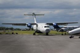 JETBIRDさんが、モントリオール・サンユーベル空港で撮影したパスカン・アヴィエーション ATR-42-300QCの航空フォト(飛行機 写真・画像)