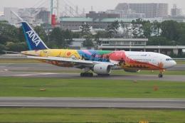 rjジジィさんが、伊丹空港で撮影した全日空 777-281/ERの航空フォト(飛行機 写真・画像)