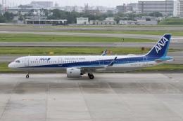 rjジジィさんが、伊丹空港で撮影した全日空 A321-272Nの航空フォト(飛行機 写真・画像)
