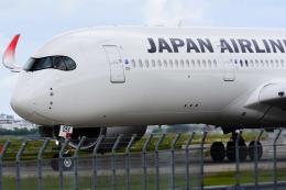 aocean_dome17さんが、福岡空港で撮影した日本航空 A350-941の航空フォト(飛行機 写真・画像)
