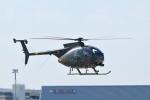masahiさんが、名古屋飛行場で撮影した陸上自衛隊 OH-6Dの航空フォト(飛行機 写真・画像)