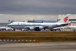 キットカットさんが、成田国際空港で撮影した中国国際貨運航空 747-4FTF/SCDの航空フォト(飛行機 写真・画像)