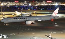 とらとらさんが、羽田空港で撮影した日本航空 777-346/ERの航空フォト(飛行機 写真・画像)