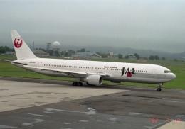 元青森人さんが、仙台空港で撮影した日本航空 767-346の航空フォト(飛行機 写真・画像)