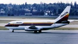 cathay451さんが、サンディエゴ国際空港で撮影したエアカル 737-222の航空フォト(飛行機 写真・画像)