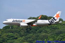 れんしさんが、福岡空港で撮影したジェットスター・ジャパン A320-232の航空フォト(飛行機 写真・画像)