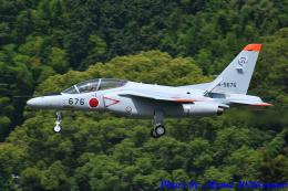 れんしさんが、福岡空港で撮影した航空自衛隊 T-4の航空フォト(飛行機 写真・画像)