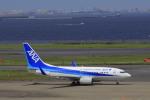 しかばねさんが、羽田空港で撮影した全日空 737-781の航空フォト(飛行機 写真・画像)