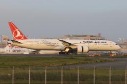 ☆naka☆さんが、羽田空港で撮影したターキッシュ・エアラインズ 787-9の航空フォト(飛行機 写真・画像)