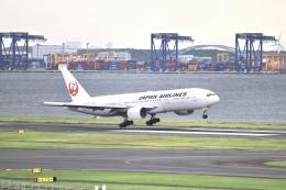 mahiちゃんさんが、羽田空港で撮影した日本航空 777-289の航空フォト(飛行機 写真・画像)
