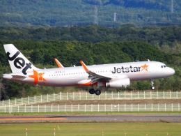 むらさめさんが、新千歳空港で撮影したジェットスター・ジャパン A320-232の航空フォト(飛行機 写真・画像)